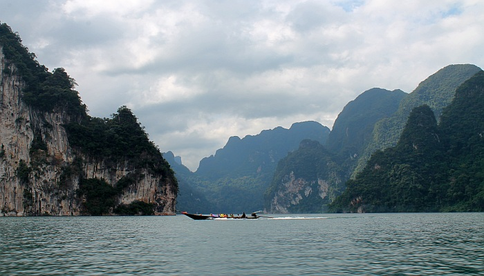 khao sok nationalpark stausee