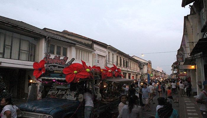thalang road walking street3