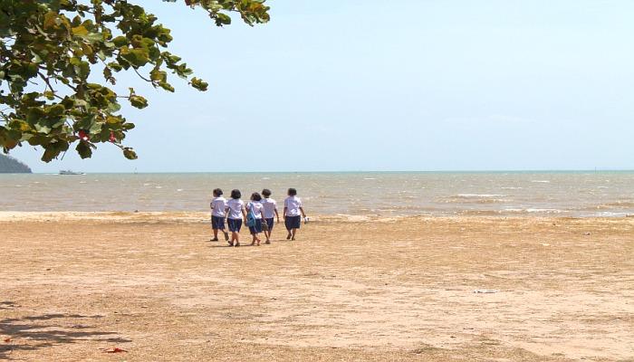 sapan hin phuket town strand