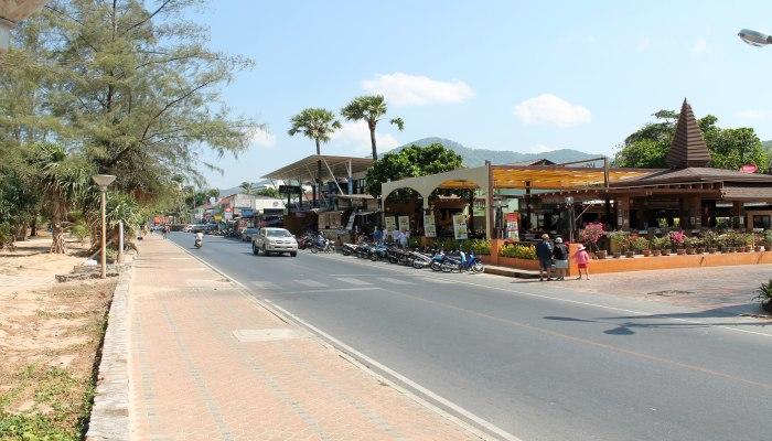 karon beach road phuket