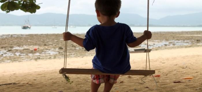 panwa beach phuket ruhiger strand