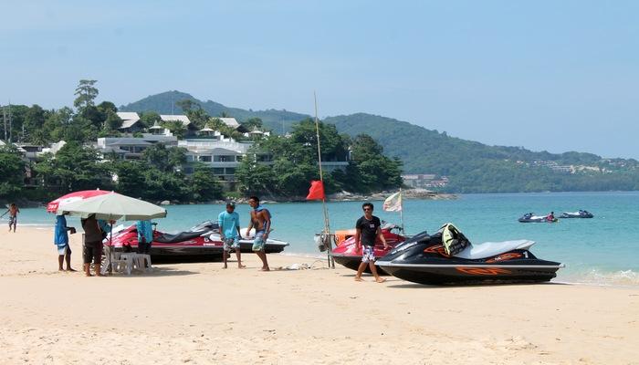 jet ski surin beach phuket