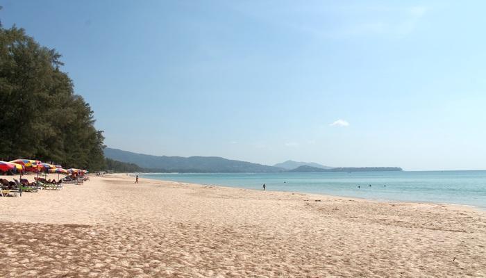 layan beach phuket ruhiger strand 2