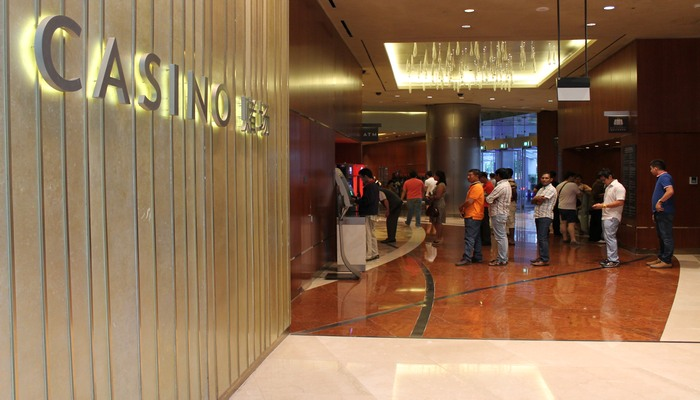marina bay sands casino singapur