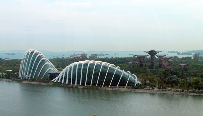 singapur gardens by the bay 2