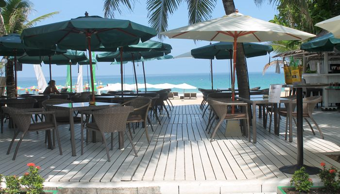 surin beach restaurant