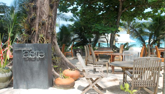 taste restaurant phuket surin beach