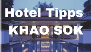 Khao Sok Hotels