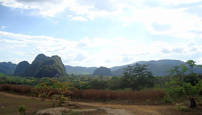 khao sok landschaft