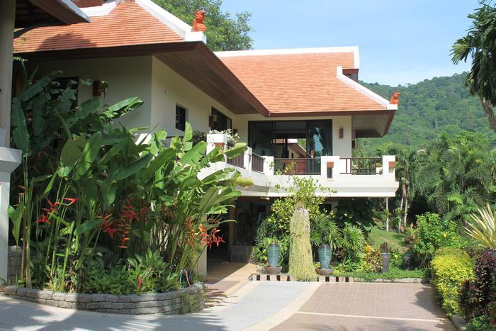 wohnhaus ferienvilla phuket