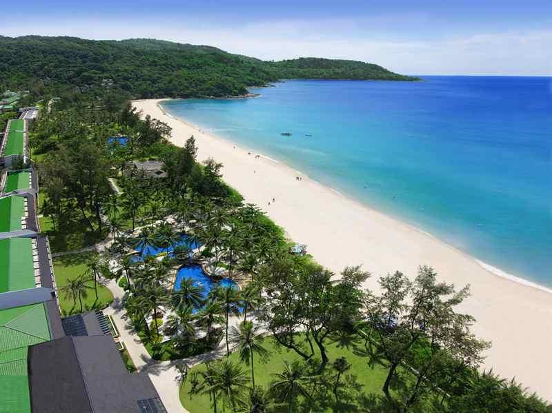 phuket luxus hotel kata thani