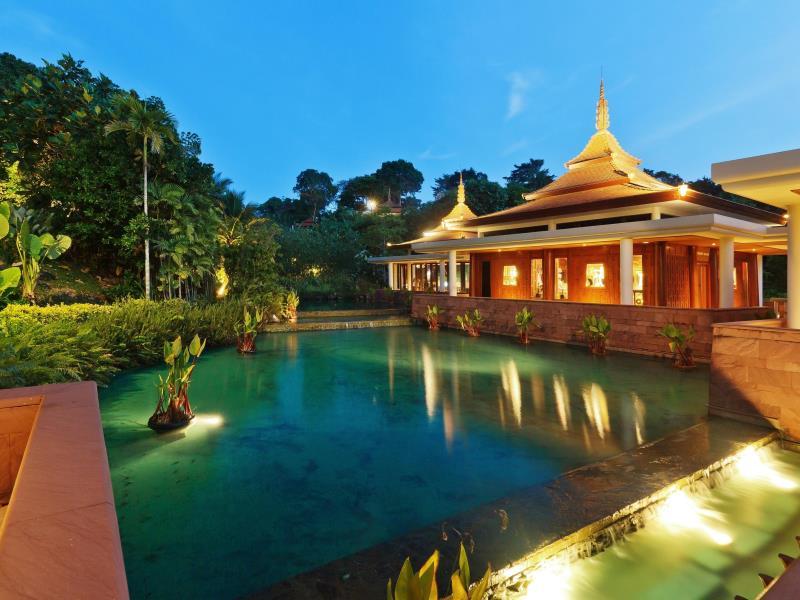 phuket luxushotel empfehlung trisara naithon