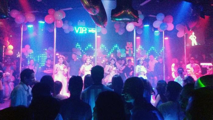tai-pan patong night club