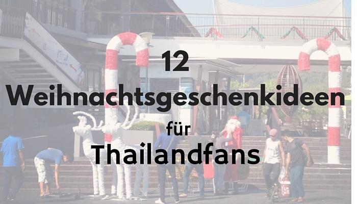 Geschenk thailand urlaub