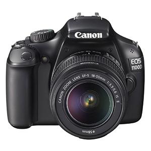 Canon EOS 1100D SLR-Digitalkamera