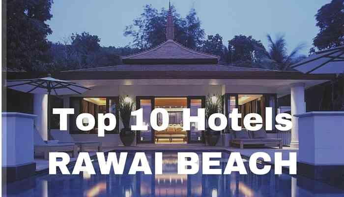 Die besten Hotels Rawai BEach