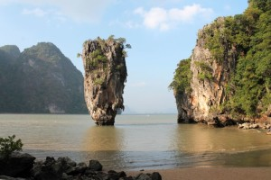 james bond island von koh yao yai
