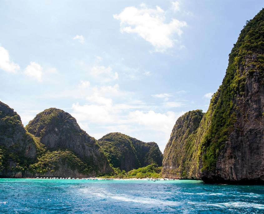 Phi Phi Island Schnorcheln