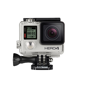 GoPro HERO4 Silver Adventure Actionkamera