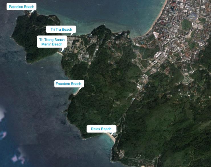 Alle Infos Zu Den Stranden Rund Um Patong Patong Beach Thailand