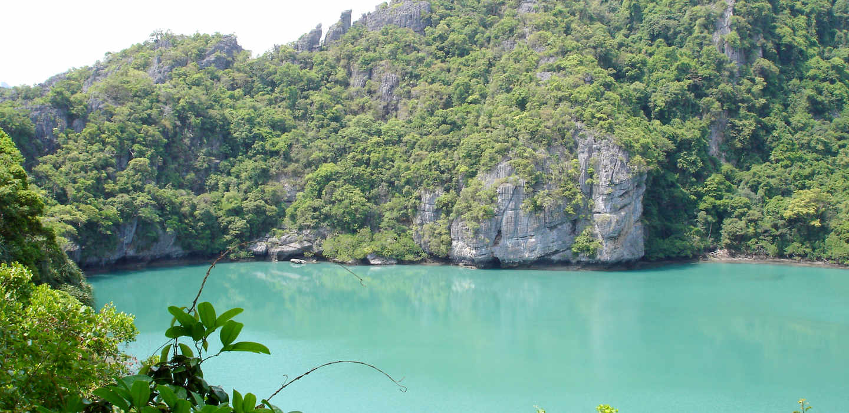 tagestour ang thong nationalpark