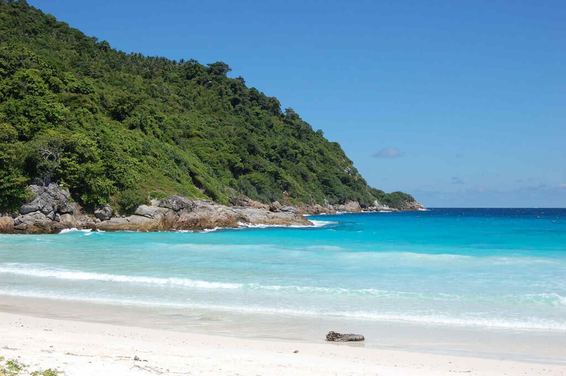 Koh Racha beach
