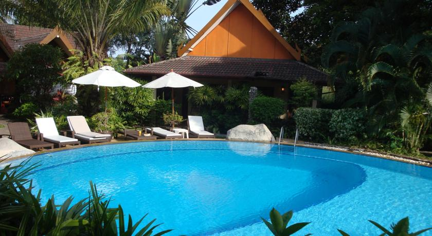 Palm Garden Resort in Chalong 2-chalong