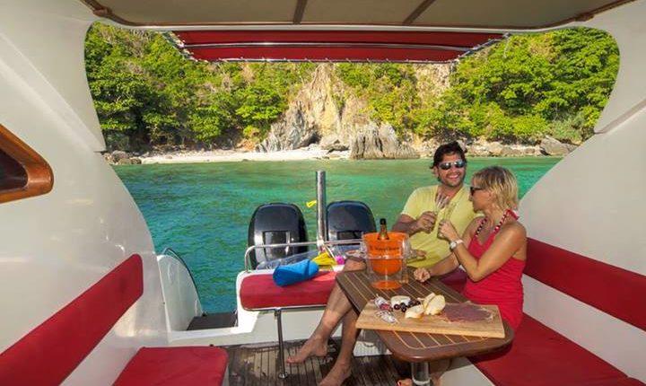 motorboot charter phuket