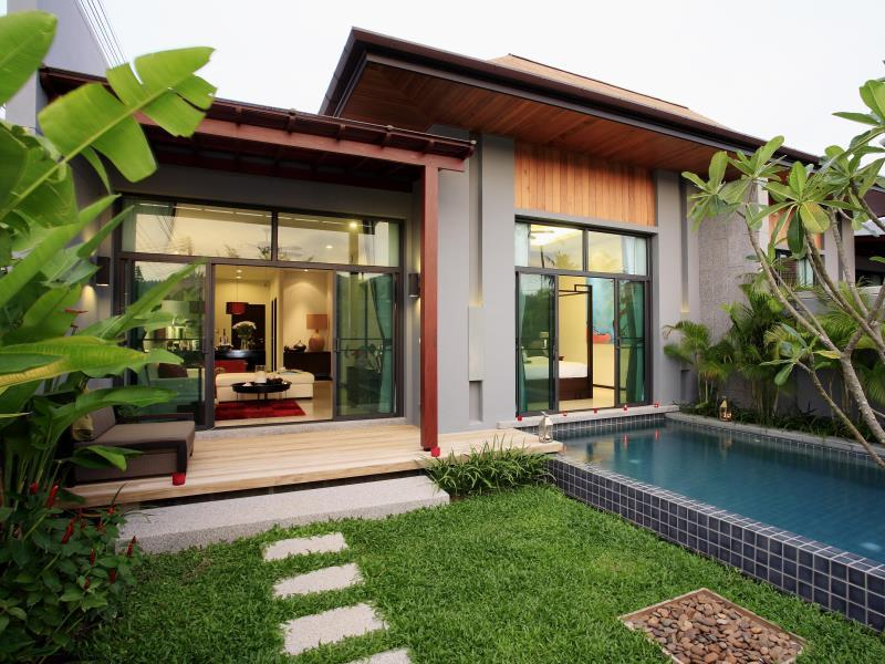two villas holiday 2nai harn