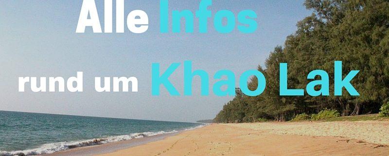 Alle Infos rund um Khao Lak