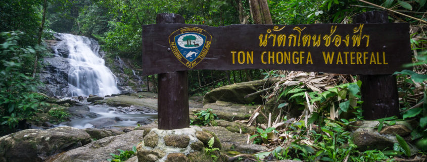 Khao Lak Chongfa Waterfall