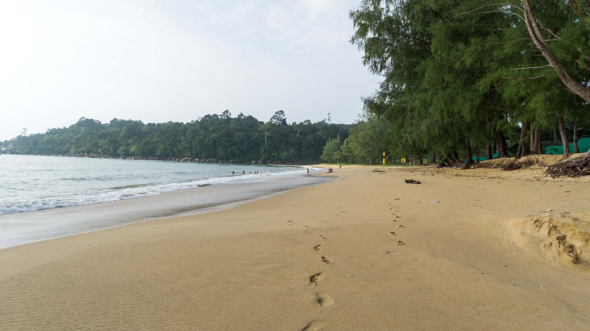 Khao Lak south beach