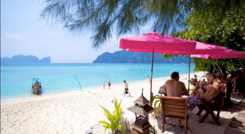 Paradise Resort Phi Phi Strand