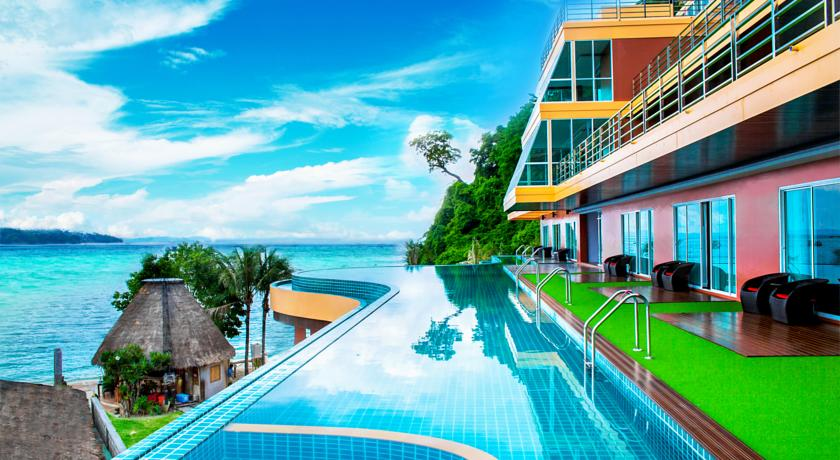 Phi Phi Cliff Beach Resort