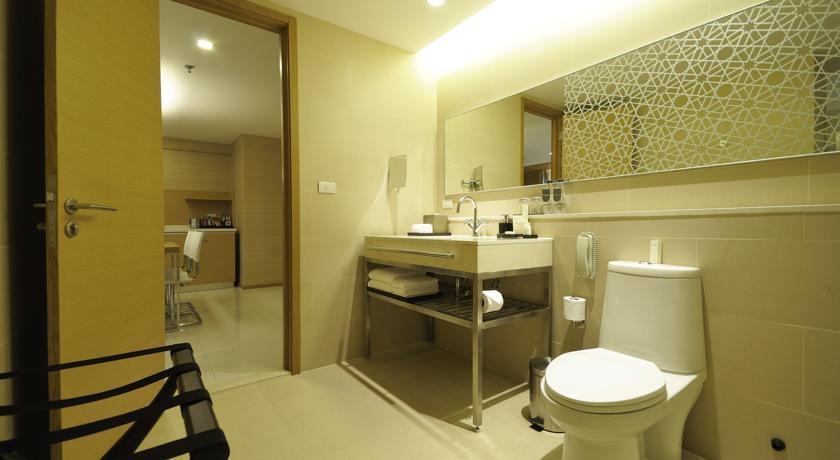 Anantara Sathorn Bangkok Hotel Bad