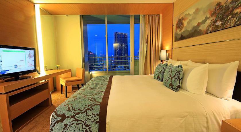 Anantara Sathorn Bangkok Hotel Zimmer