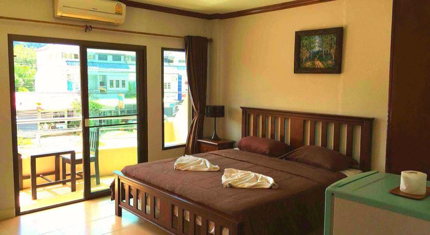 Ao Nang Krabi Guest House Zimmer
