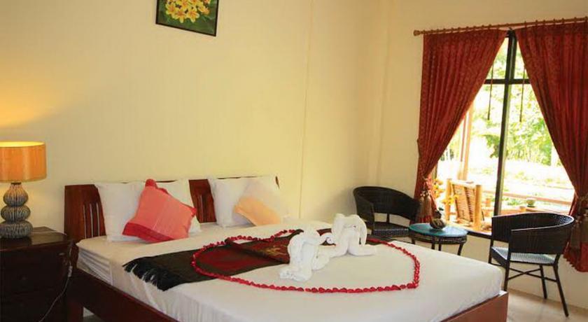 Aonang Baansuan Resort Zimmer