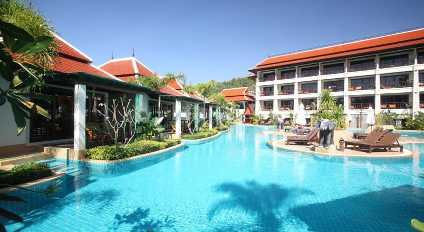 Aonang Orchid Resort Pool