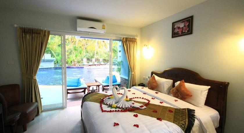 Aonang Silver Orchid Resort Zimmer