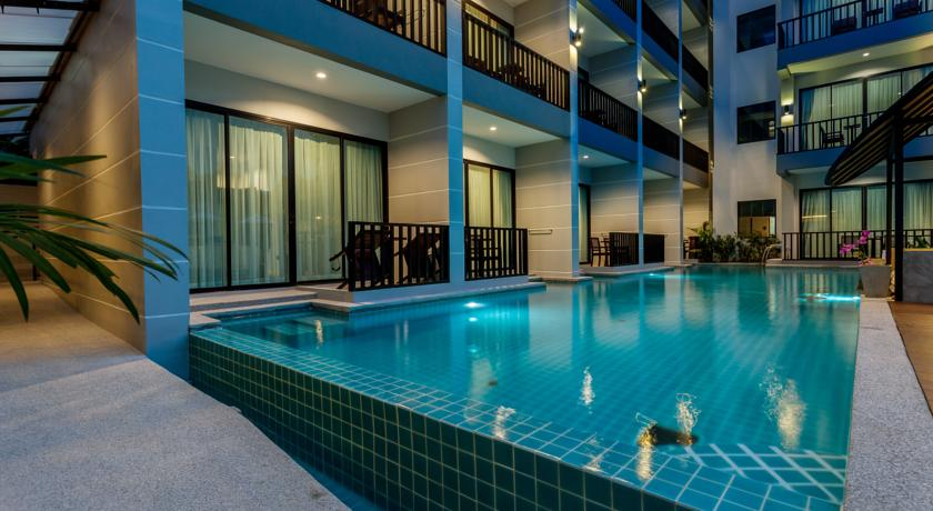 Aonang Viva Resort Pool
