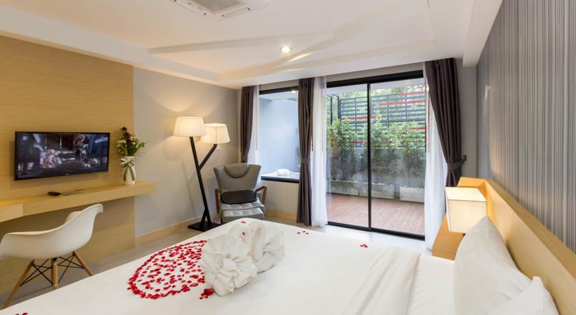 Apple A Day Resort Zimmer