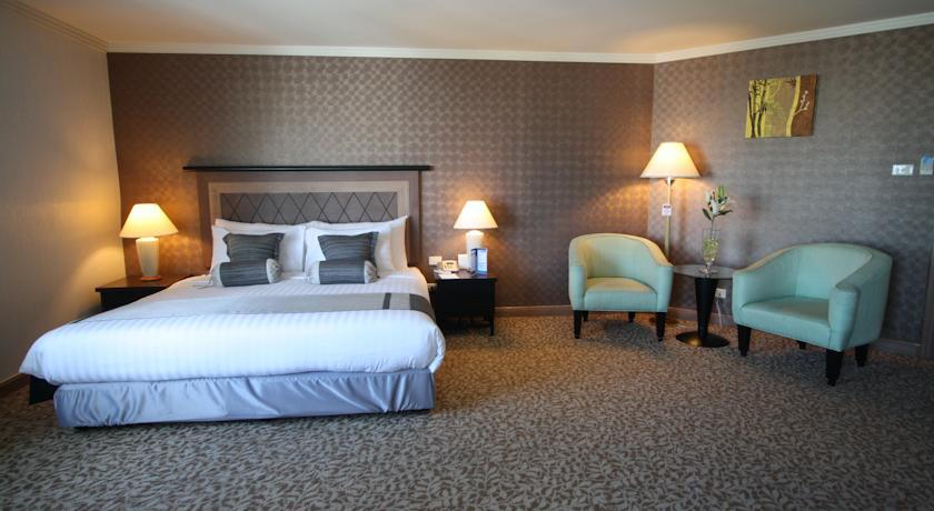Baiyoke Sky Hotel Zimmer