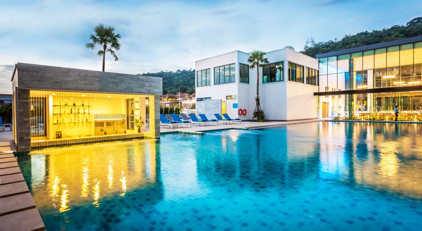 BlueSotel Krabi Pool