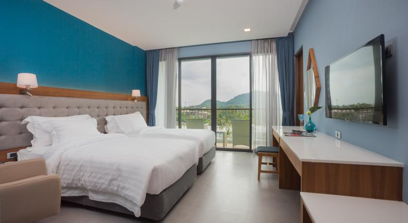 BlueSotel Krabi Zimmer