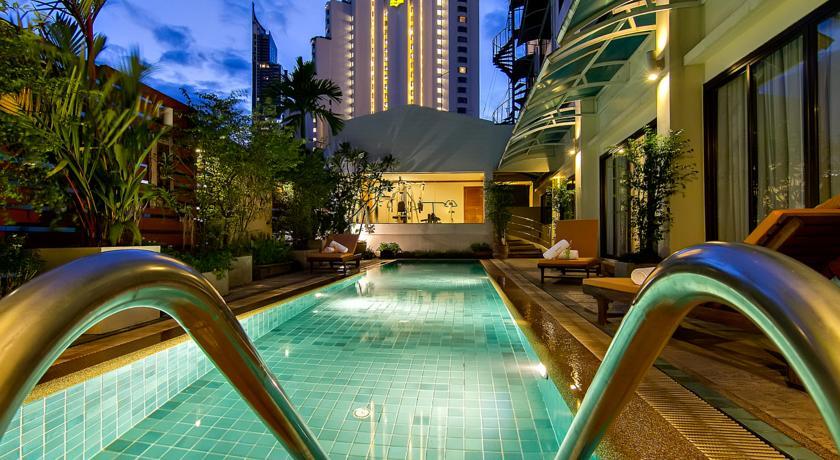 Bossotel Bangkok 2