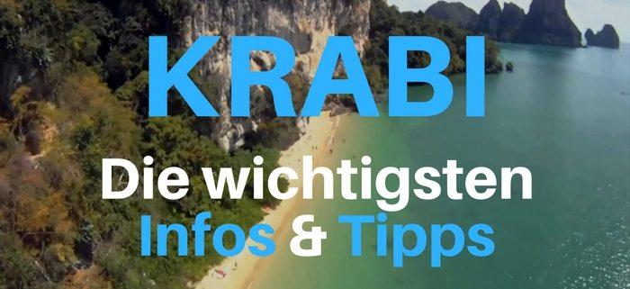 Die wichtigsten Infos & Tipps rund um Krabi