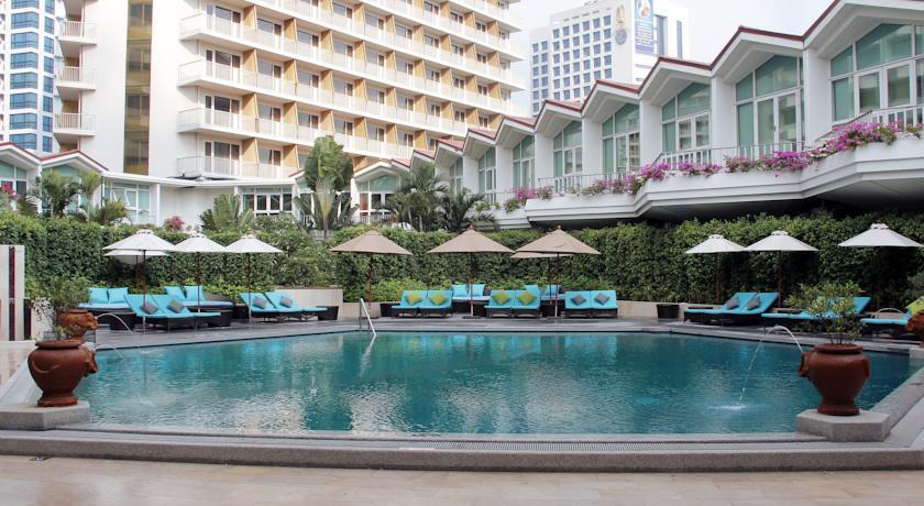Dusit Thani Bangkok 2