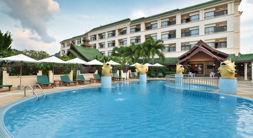Krabi Heritage Hotel Pool