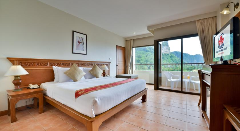Krabi Heritage Hotel Zimmer